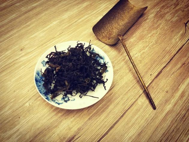 六龜原生種喬木野韻青茶 3