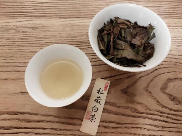 私藏烏龍白茶 1