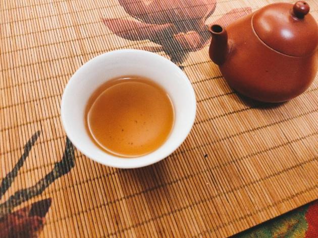 六龜原生種喬木山茶(重發酵) 1