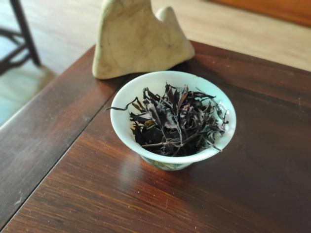 限定。紫芽。白茶 1