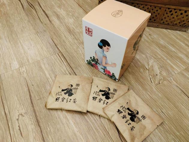2020 AVPA美食特別獎 慈心認證華興復古私藏茶包 1