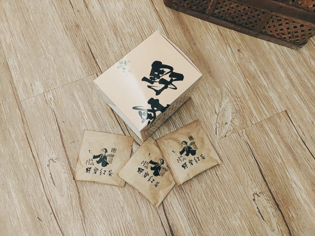 2020 AVPA美食特別獎 慈心認證華興復古私藏茶包 2